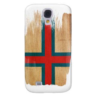 Faroe Islands Flag Galaxy S4 Case