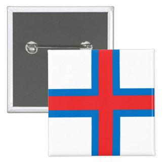 Faroe Islands, Greenland Button