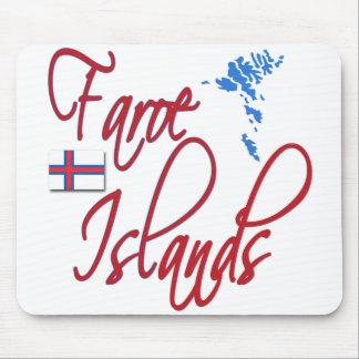 Faroe Islands Mouse Pad