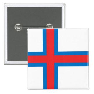 Faroe Islands (Tail), Greenland Pinback Button