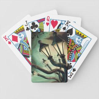 Farolas borrachas 2 barajas de cartas