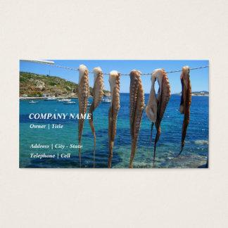 Faros - Sifnos Business Card