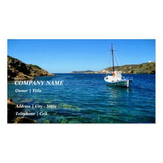 Faros - Sifnos Business Cards