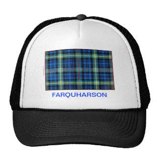 FARQUHARSON FAMILY TARTAN TRUCKER HAT