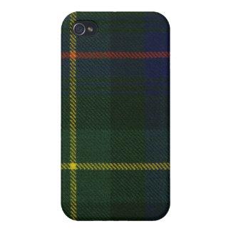 Farquharson Modern Tartan iPhone 4 Case