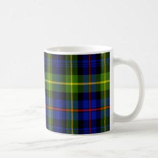 Farquharson Scottish Tartans Coffee Mug