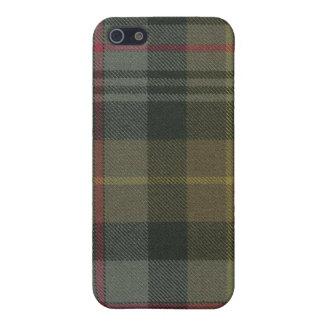 Farquharson Weathered Tartan iPhone 4 Case