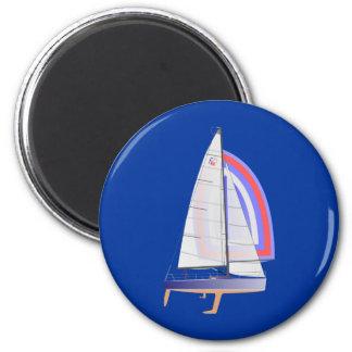 Farr 30 un diseño que compite con el velero imán redondo 5 cm