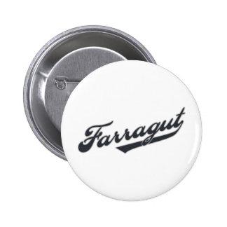 Farragut Pinback Buttons