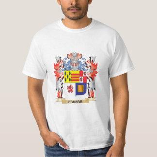 Farrah Coat of Arms - Family Crest T-Shirt