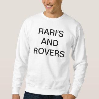 farraris y camisa de los vagabundos de la gama