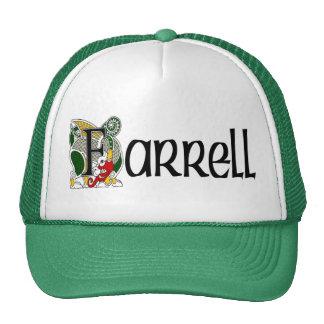 Farrell Celtic Dragon Cap Trucker Hat