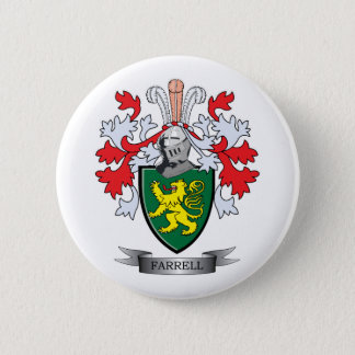 Farrell Coat of Arms Button