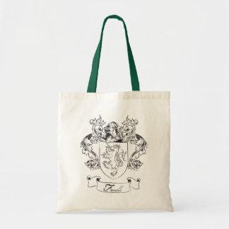 Farrell Family Crest Bag