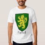 Farrell family shield tshirt