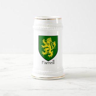 Farrell Stein 18 Oz Beer Stein