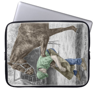 Farrier Blacksmith Shoeing Horse Computer Sleeves