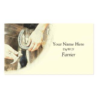 Horse Custom Business Cards Equestrian Business Cards Haihorsie