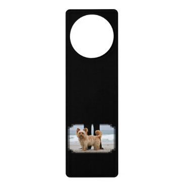 Farris - Lucy - Mixed Breed Door Hanger