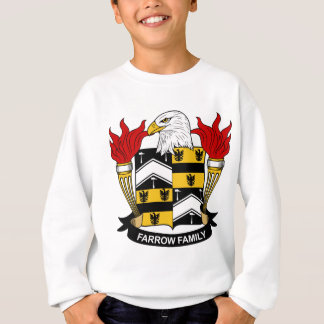 Farrow Family Crest Sweatshirt
