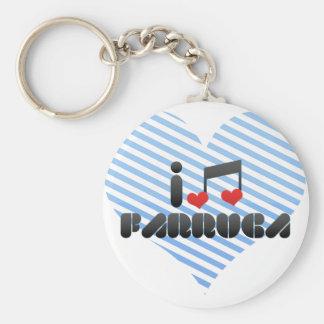 Farruca Key Chain