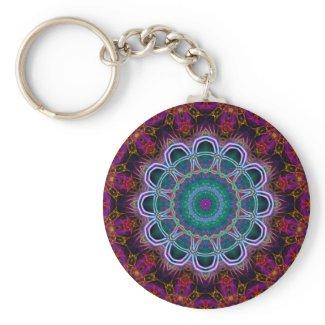 Farsiris Mandala Keychain keychain