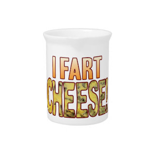 Fart Blue Cheese Beverage Pitcher