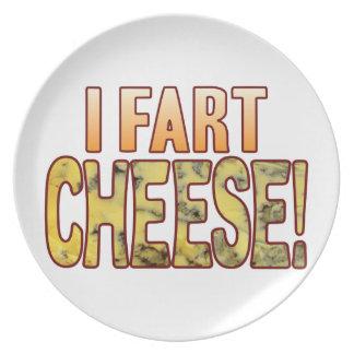 Fart Blue Cheese Plate
