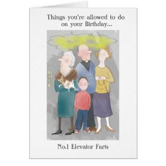 Fart Card