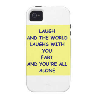 fart vibe iPhone 4 cases