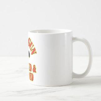 Fart Gun Locked & Loaded Coffee Mug