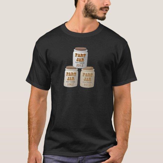 Fart Jar Time Capsules T-Shirt