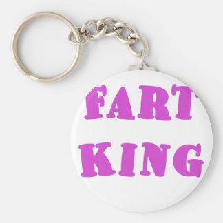 Fart King Key Chains
