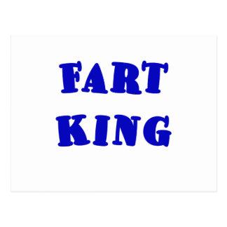 Fart King Postcards