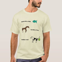 Fart Like a Cow t-shirt