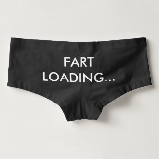 Fart Loading Hot Shorts