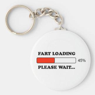 Fart loading keychain