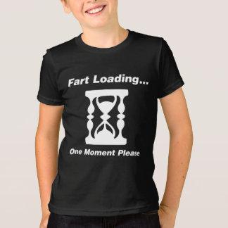 Fart Loading Kid's Dark Shirt