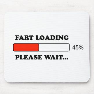 Fart loading mousepads