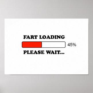 Fart loading poster