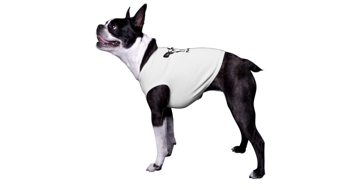 Fart Machine Boston Terrier Shirt Zazzle