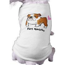 Fart Machine (Bulldog) Shirt