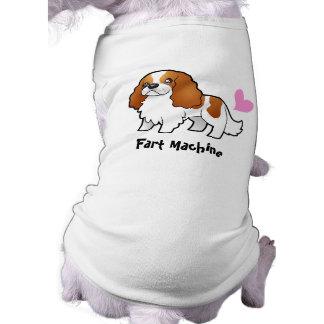 Fart Machine (Cavalier King Charles Spaniel) Dog Shirt