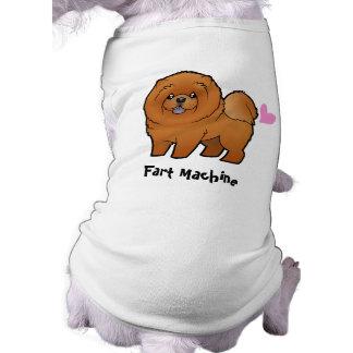 Fart Machine (Chow Chow) T-Shirt