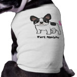 Fart Machine (French Bulldog) Doggie Tee