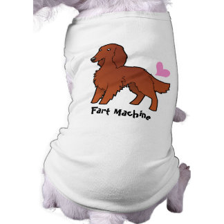 Fart Machine (Irish/English/Gordon/R&W Setter) T-Shirt