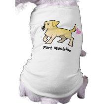 Fart Machine (labrador retriever) Shirt