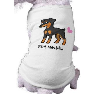 Fart Machine (Min Pin / Manchester Terrier) T-Shirt
