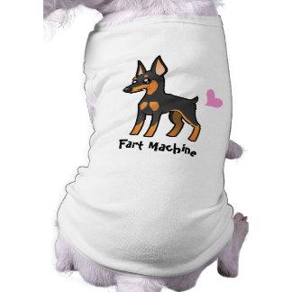Fart Machine (Min Pin/Manchester Terrier) T-Shirt