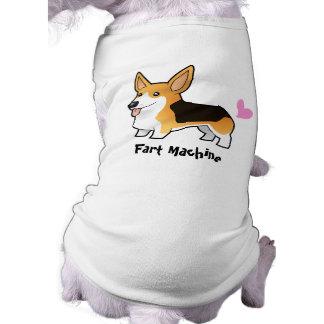 Fart Machine (Pembroke Welsh Corgi) Doggie Shirt